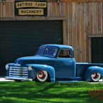 Understated Farm Truck Kevin Sally Smith S 1949 Chevy 3100 Fueled News