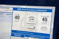 Fuel Economy Label