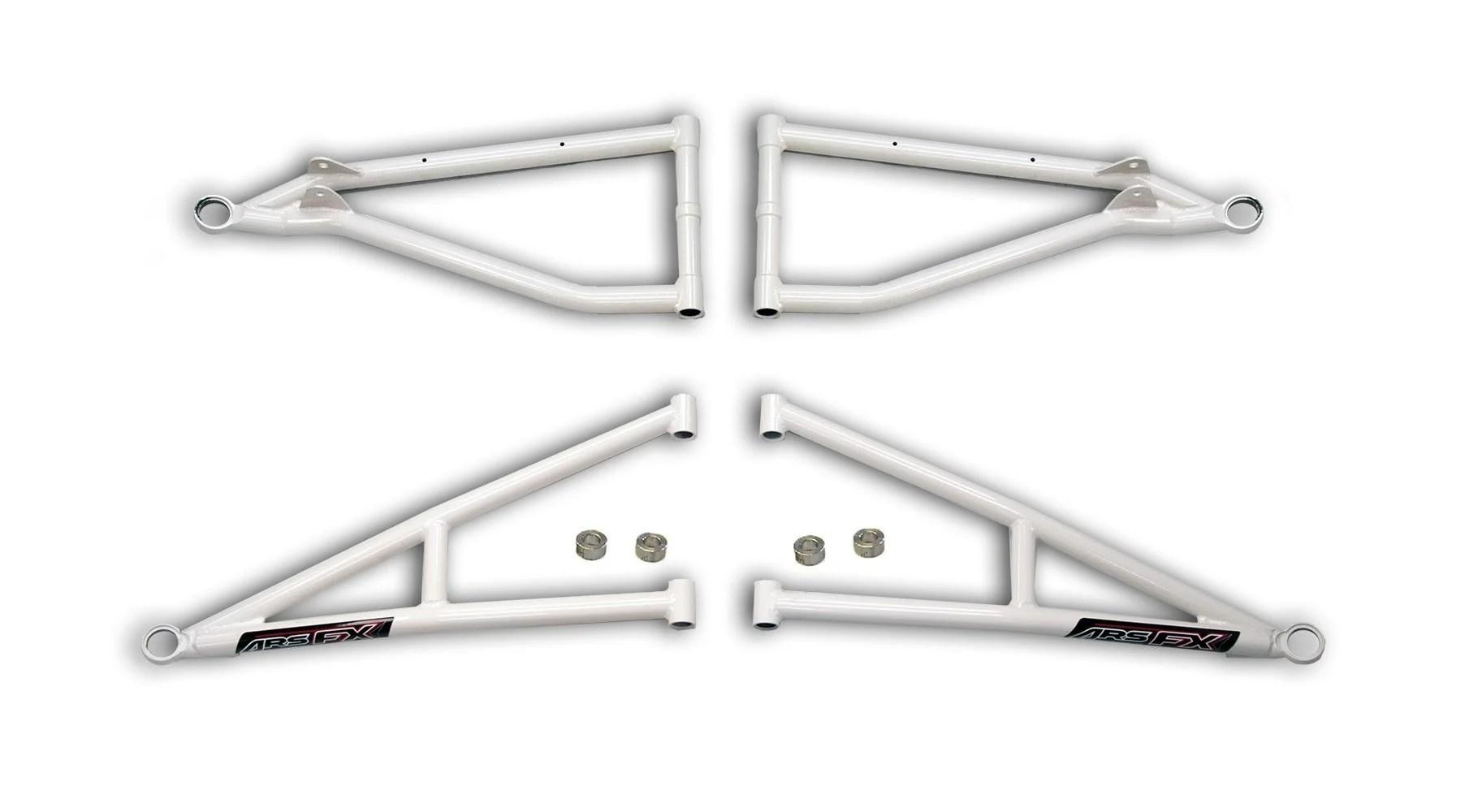 Zbroz Ars Fx 2 Forward A Arm Kit For Polaris Rzr Xp 900
