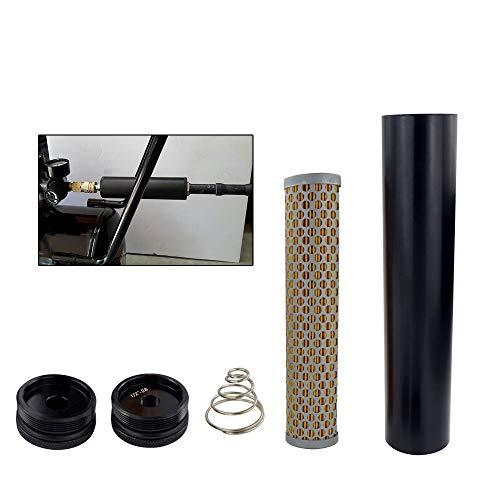 KOHLER 25 050 22-S1 Engine Fuel Filter 51 Micron with 1//4-inch Fuel Line Inside Diameter