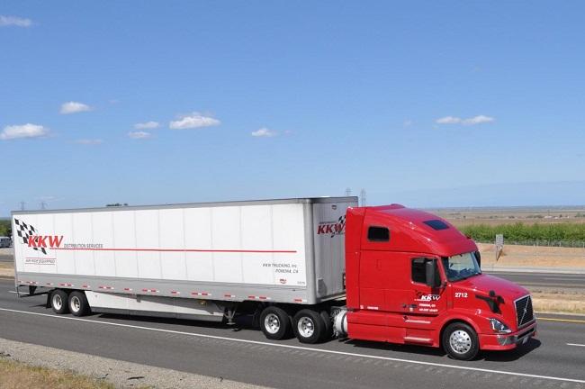 Best Trucking Companies In California