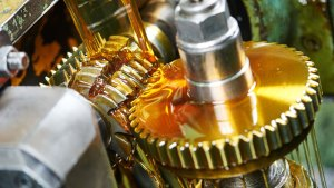 Grease production decline masks growth in high technology, high margin products