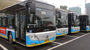 Emissions reduction: Focus on buses, not cars