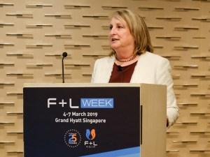 Teri Crosby at F+L Week 2019