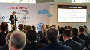 Parag Khanna at Global Maritime Summit
