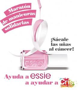 Maratón de manicura solidaria-La Vaguada