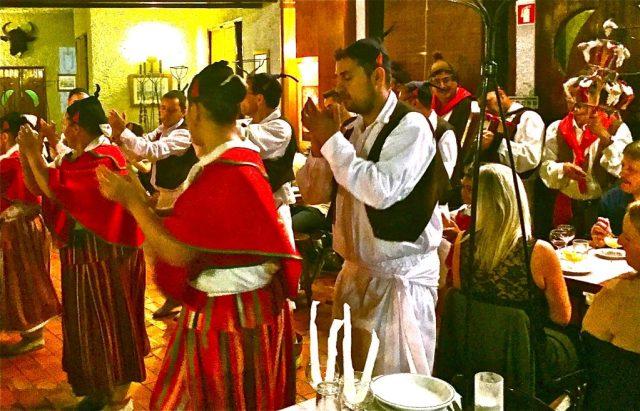 Baile en Funchal