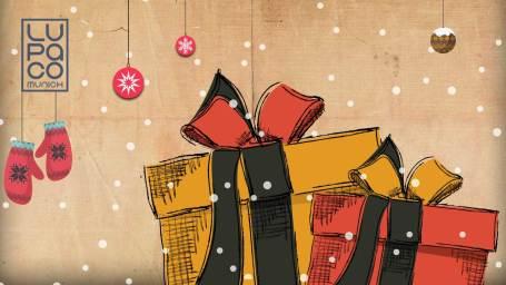 Stimmt euch gemütlich auf die kommende Weihnachtszeit ein beim LUPACO Adventsverkauf im Conceptstore in Seeshaupt