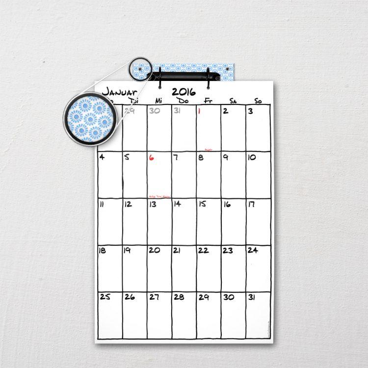 Special Kalender