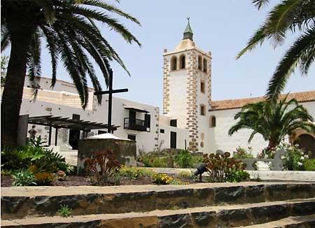 Kirche in Betancuria