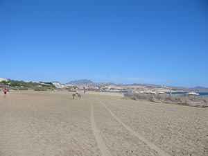 Strand von Costa Calma