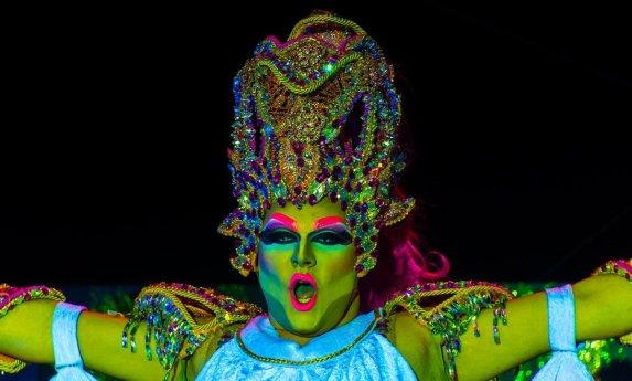 The Drag Queen Jill Terry