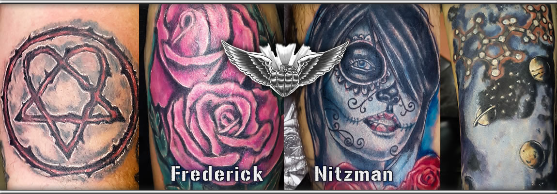 Tattoos By Fufred
