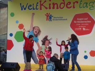 Weltkindertag Berlin 2014