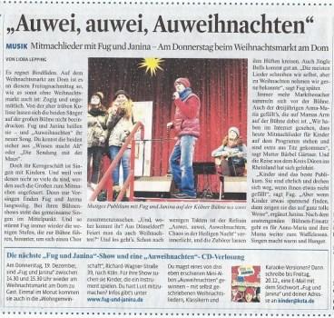Kölner Stadt-Anzeiger 17 12 2013