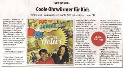 Kettwig Kurier 28.02.2015