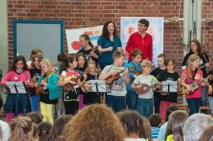 ASS Sommerfest 2014 mit Die Ukulelis