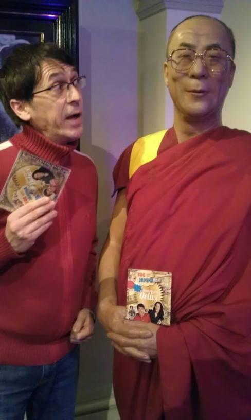 Auch der Dalai Lama hört Fug und Janinas CD