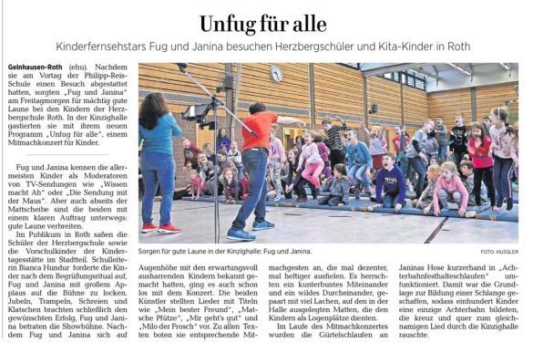 Gelnhausener Neue Zeitung 18 02 2020