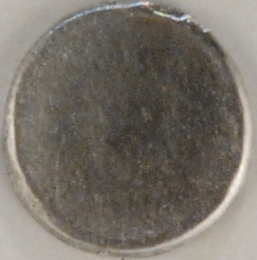 147 Pewter Button