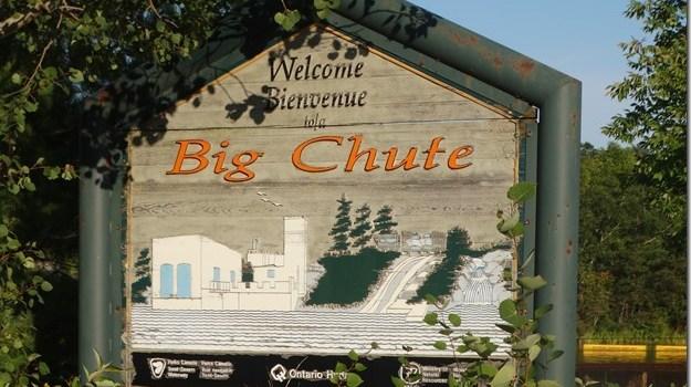 Big Chute, o quê?