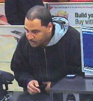 Union City Police Need to Identify Alleged Bank of America