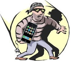 1 cell phone robbery