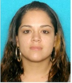 Vivian Salinas Wanted for Alleged Robbery in Bexar County