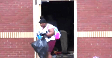 Alleged Hurricane Florence Looters Arrested