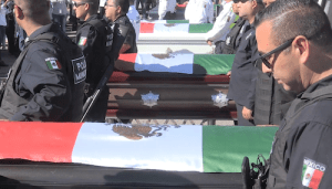 5 Guaymas Police Officers Murdered
