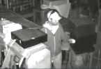 ID #18-490 Alleged Miller's Auction Services Burglary