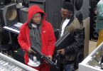 ID #18-547 Suspect Still Outstanding in Alleged Brazen Gun Theft