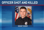 Mobile Police Officer Sean Tuder Shot and Killed, Marco Perez Arrested