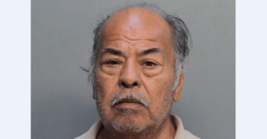Israel Carrillo Arrested