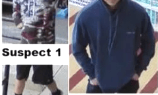 ID #19-105 Two Teens Wanted for Alleged Robbery