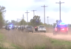 Rice County Sheriff Shot