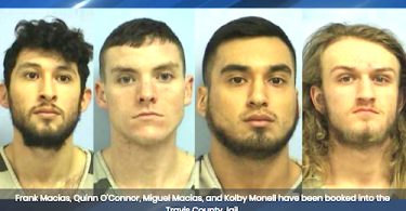 Frank Macias and alleged accomplices