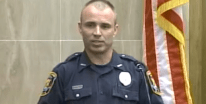 Officer Charles Anderson