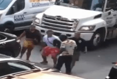 Suspects Wanted After a Wild Fight in the Bronx ended in cab Driver Stabbed