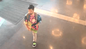 ID #19-214 Berkeley Wanted in Alleged Sexual Battery