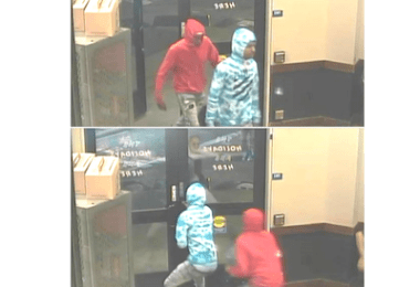 ID #19-277 Alleged robbery suspects