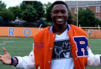RuQuan Brown a 17-year-old student
