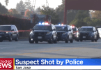 San Jose Police Kill Man Armed with Gun on Freeway 85