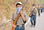 Children Learning to Defend Themselves Against Crime in Mexico