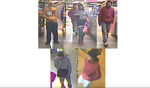 ID #20-13 Palo Alto Robbery Suspects