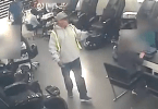 ID #20-20 Alleged Robbey of Beauty Salon