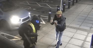 77-Year-Old Man Fights Off Robber Caught
