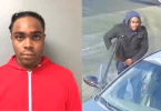 ID #20-65 Alfonzo Blake Wanted by Vallejo Police
