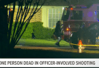 Two Texas Police Officers Shot