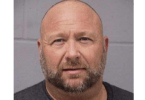 Alex Jones Mug Shot